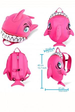 Mochila tubarão