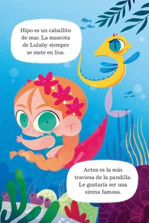 Sirenia 2. El hechizo de los peces estrella