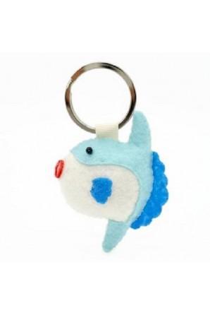 Porte-Clés Mola Mola Molly