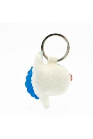 Mola Mola Keychain Molly