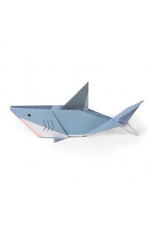 Crea il tuo origami gigante dell'oceano