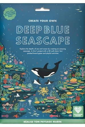 Crie o seu próprio Deep Blue Seascape