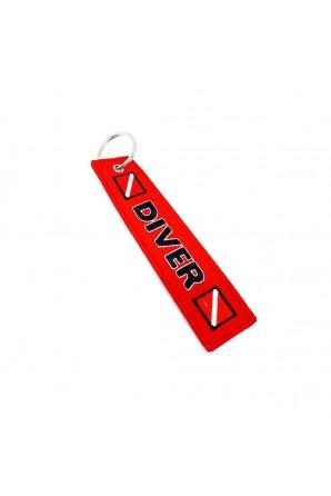 DIVER Keychain