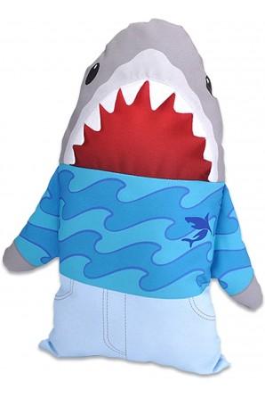 Almohada tiburón