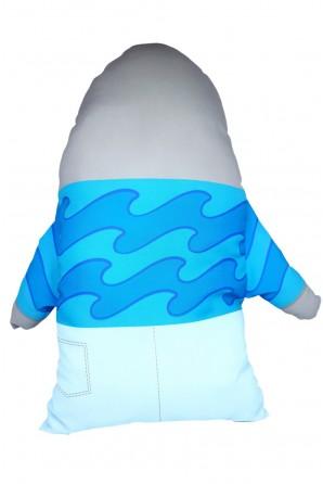 Cuscino di squalo