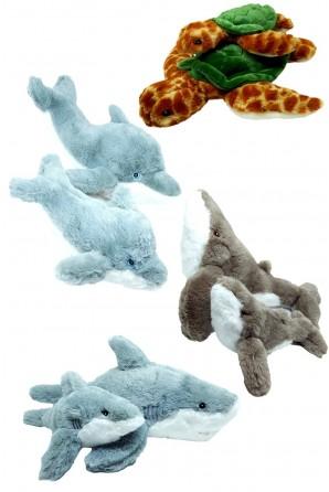 Ecokins Stuffed Animals