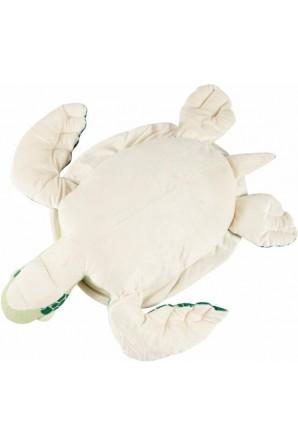 Pluszowy zielony żółw morski