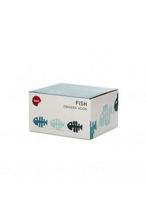 Colgador Cajón Fish x3