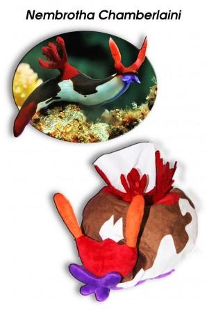 Capa de tecido Nudibranch