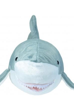 Peluche di squalo gigante