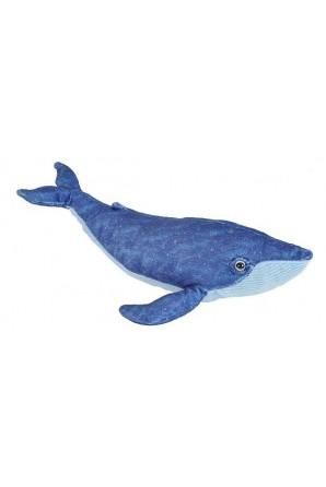 Peluche Blu Balena L