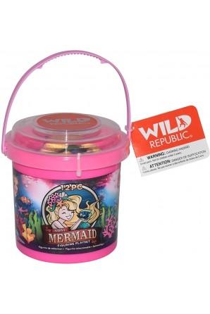 Mini Cubo de Sirenas