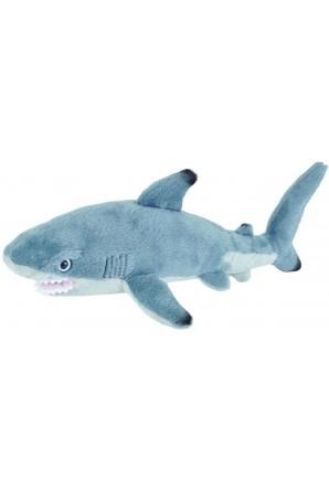 Peluche squalo pinna nera...
