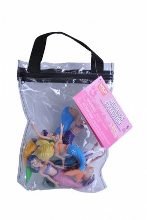 Polybag-Zip Mermaids