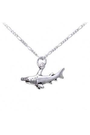 Colgante tiburón martillo...