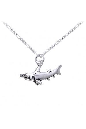 Pingente de tubarão-martelo...