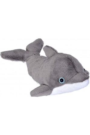 Dolphin pocket plush