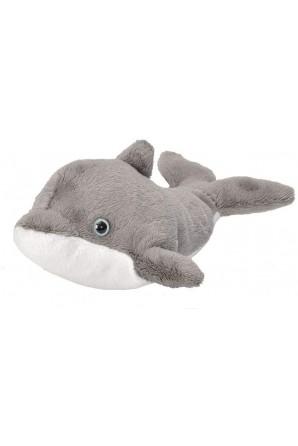 Peluche de bolsillo Delfín