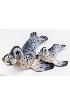 Almofada Grey Seal