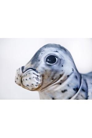 Cuscino della foca grigia