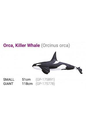 Cuscino Orca