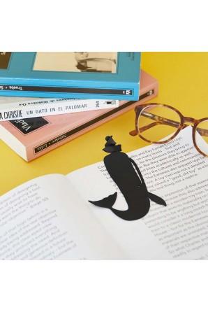 Marque páginas de Moby Dick