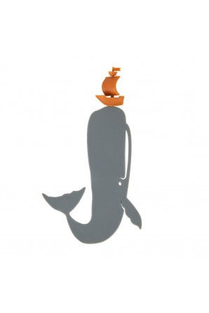 Segnalibro pagine Moby Dick