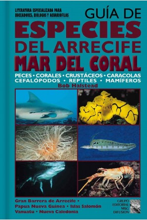 Coral Sea Reef Species Guide