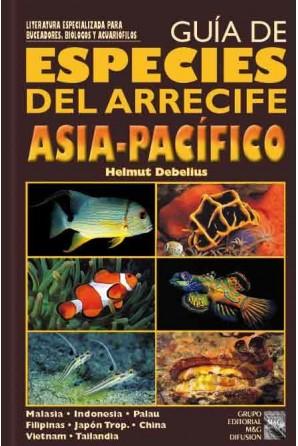 Guia de espécies de recifes...
