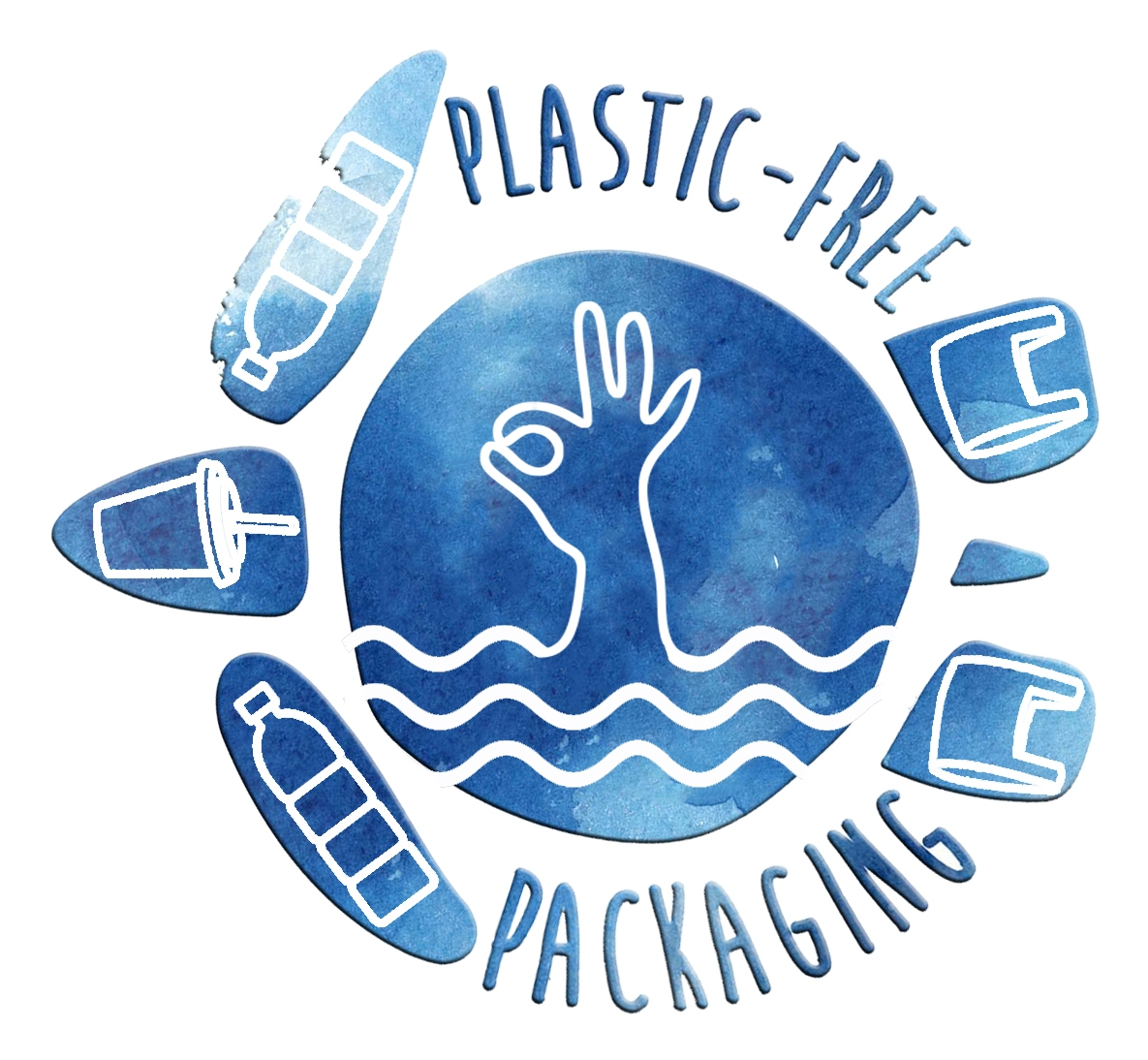 Scuba Gifts Plastic Free Packaging